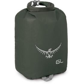 Osprey Ultralight DrySack 6 Bagage ordening grijs